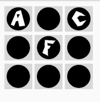 槺榔-英文字母排序練習A-I screenshot 1