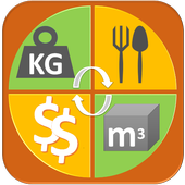 Currency and Unit Converter icon