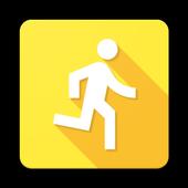 Shadow - Running Biking Walking GPS Sports Tracker icon