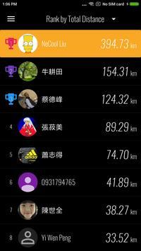 Shadow - Running Biking Walking GPS Sports Tracker apk screenshot