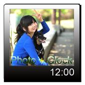 Photo Clock Widget icon
