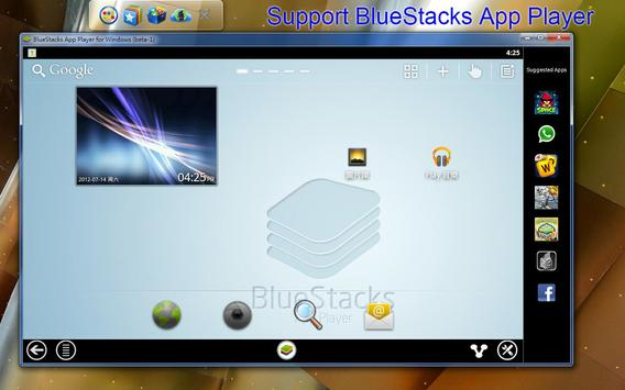 Photo Clock Widget screenshot 5