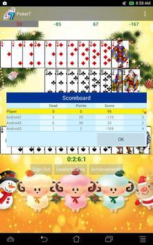Sevens(Laying Out Seven) apk screenshot