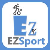 EZSport樂活平台 場館訂位 宅宅聯誼 課程訓練預約 icon