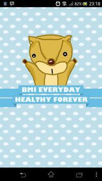 LuLuBMI ( Easy BMI Calculator) poster