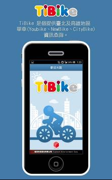 TiBike poster