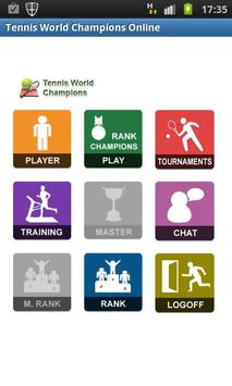 Tennis World Champions poster