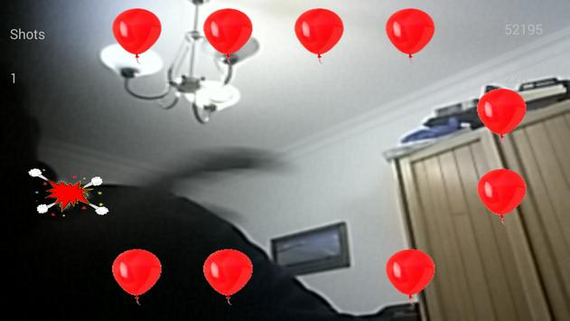 Twelve Red Ballons apk screenshot