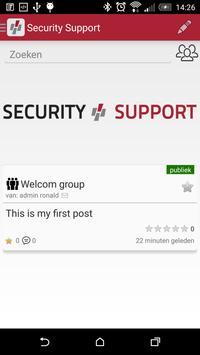 Security Support apk screenshot