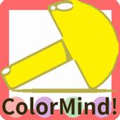 ColorMind! A mastermind puzzle icon