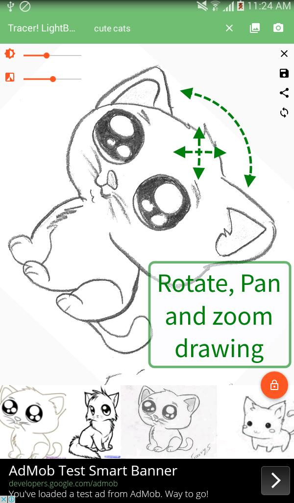 Tracer! Lightbox tracing app for Android - APK Download