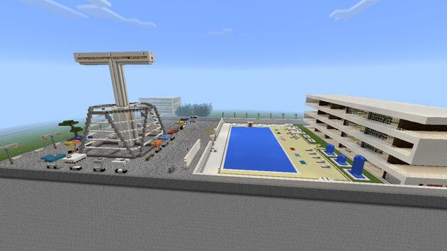 Arvin Country MCPE map apk screenshot