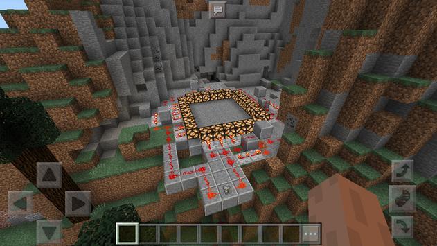 The Batcave MCPE map apk screenshot