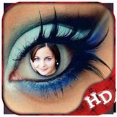 Eye Photo Frames icon