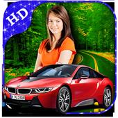 Sport Car Photo Frame icon