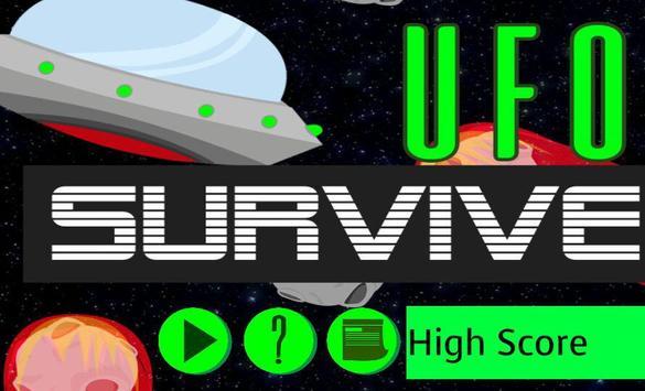 UFO Survive apk screenshot