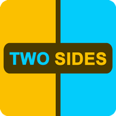 Two Sides icon