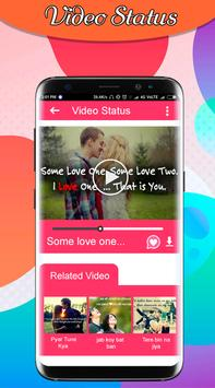 Video Status for Whatsaap - Lyrical Videos 2017 apk screenshot
