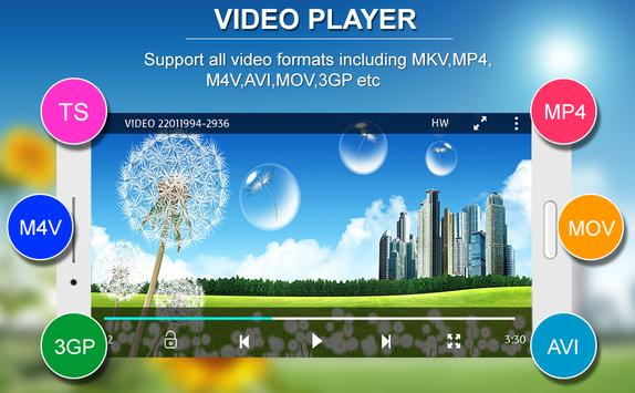 HD Video Player 2018 poster