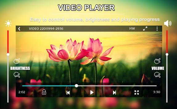 HD Video Player 2018 apk screenshot