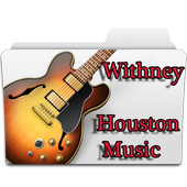 Withney Houston All Music icon