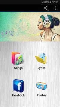 Alexandra Stan Free Music poster