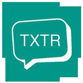 Txtr - Flick and Send icon
