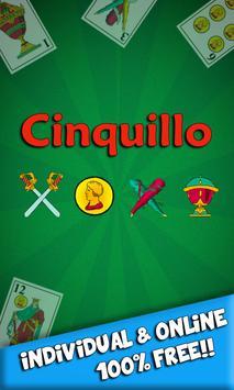 CiNQuiLLo CaBRóN poster