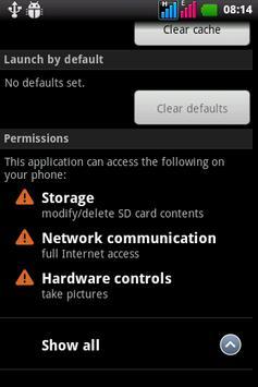 Aremon backup apk screenshot 13
