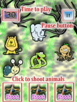 Hunting trip apk screenshot