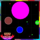 Bigger dot icon