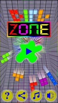 Brick zone poster