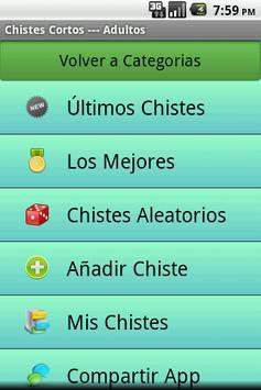 Chistes apk screenshot