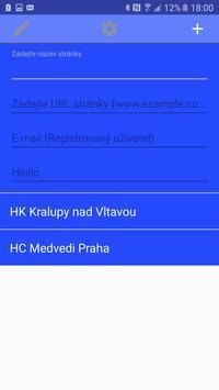TÝMWEB apk screenshot
