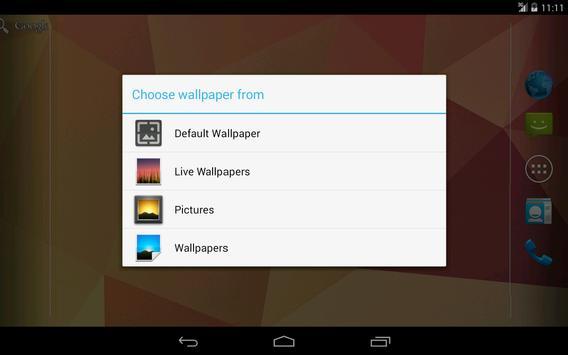 Default Wallpaper screenshot 1