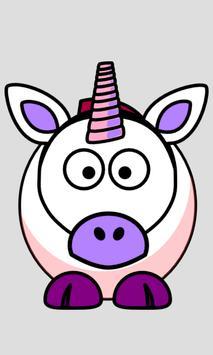 Sarah's little unicorn apk screenshot