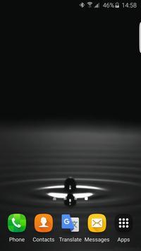 Water Drop Live Wallpaper poster
