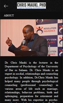 DR. CHRIS MAUKI screenshot 1