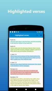 Bible Offline screenshot 6