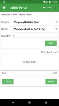 MNRT Portal - Billing Services screenshot 1