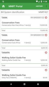 MNRT Portal - Billing Services screenshot 2