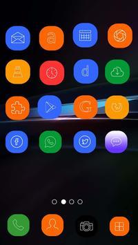 Mate 10 Theme for Huawei screenshot 3