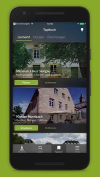 Saarland Reiseführer apk screenshot