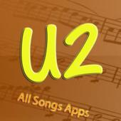 All Songs of U2 icon