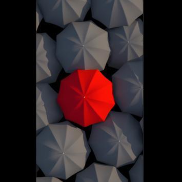 Umbrella Wallpaper Screenshot 4