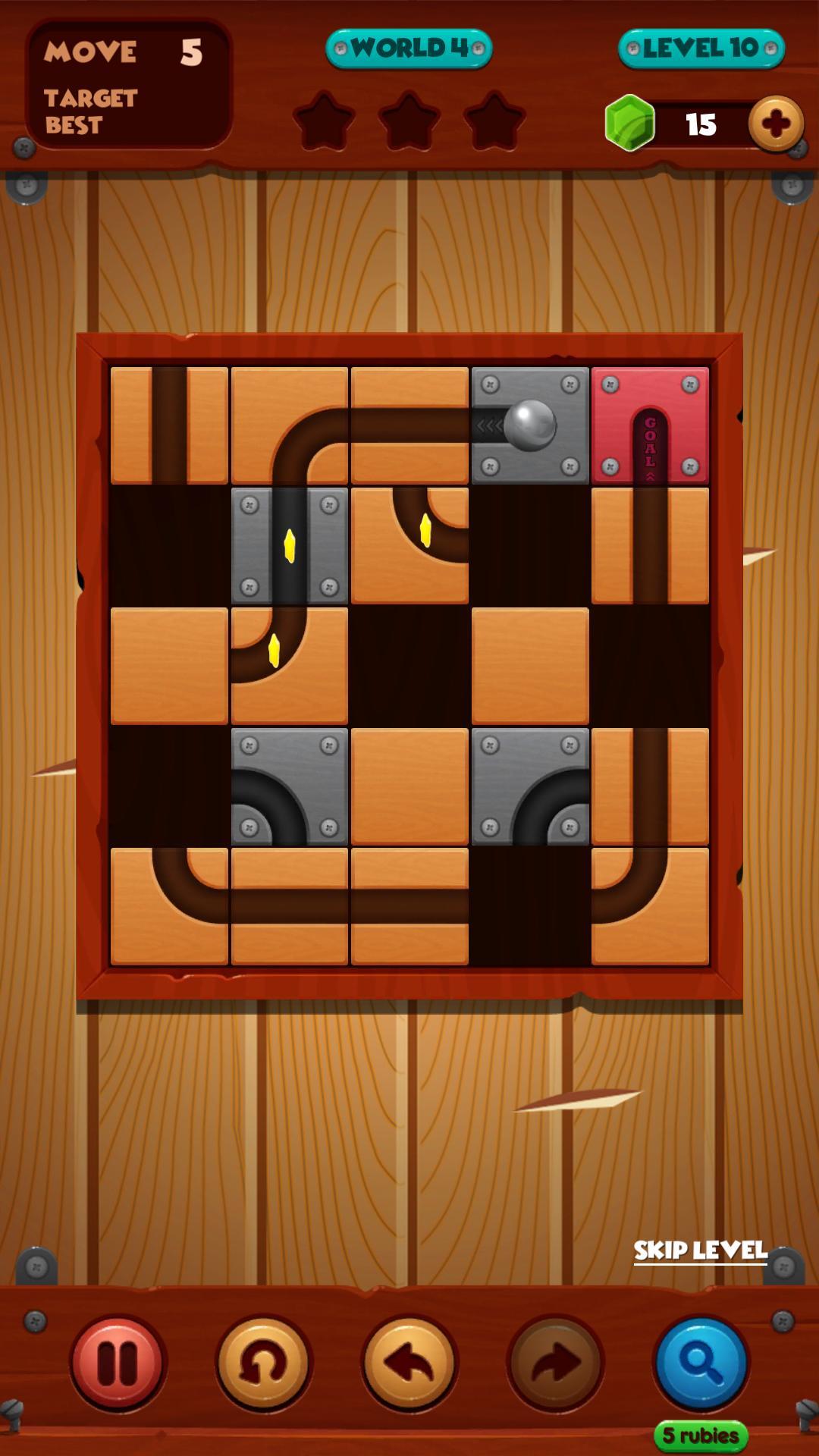 Unroll Me® - Roll Ball - Rolling the ball for Android - APK Download