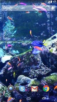 Undersea World Live Wallpaper apk screenshot