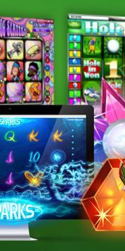 UNIВЕТ - Mobile Online Casino screenshot 2
