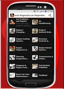 AUTO Diagnostic,Android Auto,OBD2,Elm327,Diagnostc screenshot 19