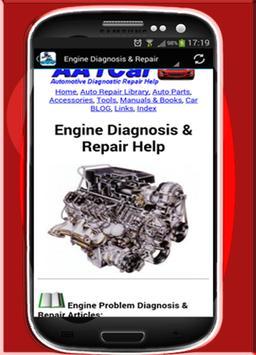 AUTO Diagnostic,Android Auto,OBD2,Elm327,Diagnostc screenshot 1